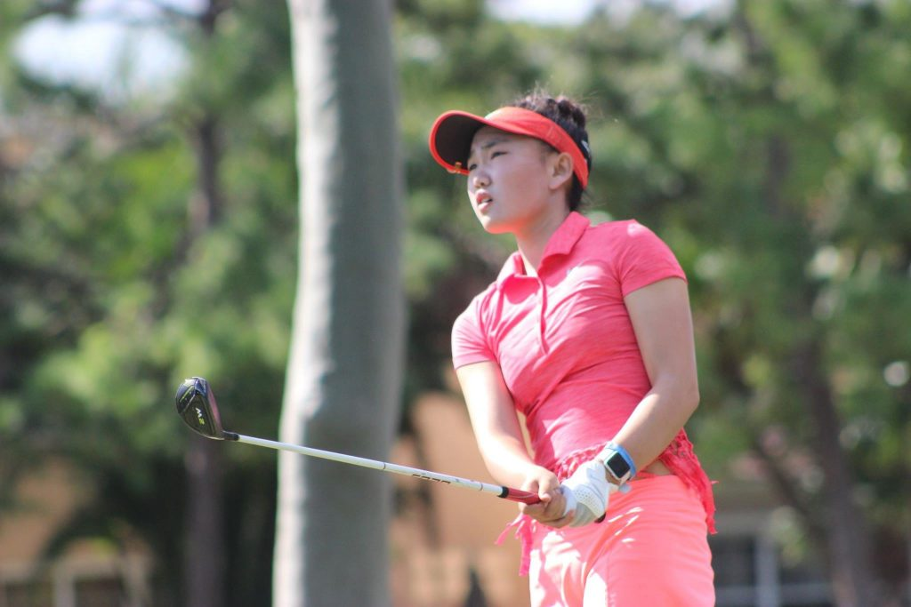 Lucy Li Dominates Girls Rolex Tournament Of Champions While Rose Zhang Climbs Into A T14 George Pinnell Golf Academy